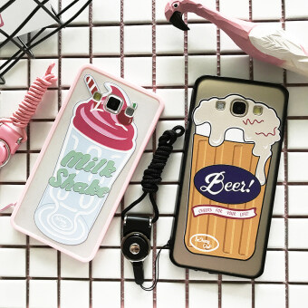 Harga Samsung couple A5/A7/A8 E7/J5/j7 mobile phone shell