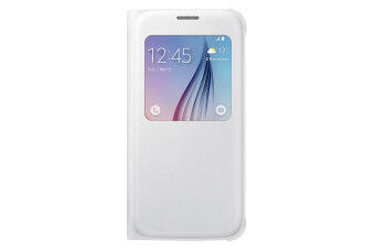 Samsung Galaxy S6 S View Cover White