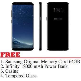 Samsung Galaxy S8 Plus 6 2 Inches 4GB RAM 64GB ROM