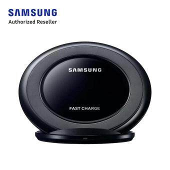 Malaysia Prices Samsung S7 Edge Fast Mode Wireless Charger Stand (Black)