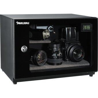 Samurai Digital GP3-25L Dry Cabinet (Black)
