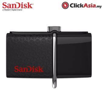 SanDisk 128GB ULTRA(R) Dual USB OTG Drive (SDDD2-128G-G64)