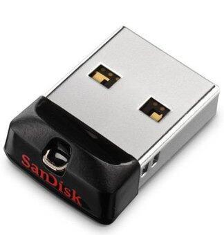 Sandisk Cruzer Fit USB 2.0 Flash Drive / 16GB - Original