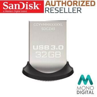 SanDisk Ultra Fit 32GB 150MB/s High Speed USB 3.0 Cruzer Flash Drive thumb Drive (ORIGINAL)