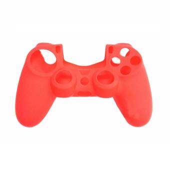 Harga Silicone Protective Skin Cover Case for Playstation PS4 Play Station PS 4 Dualshock 4 Game Controller Gamepad Joystick