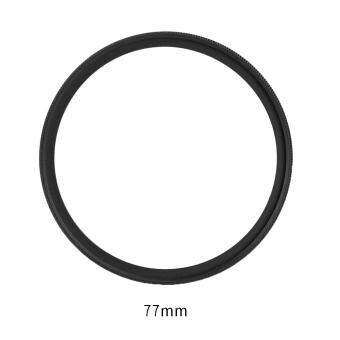 Harga Slim Clear UV Lens Filter Polarizer Lens Kit Protector (77mm)