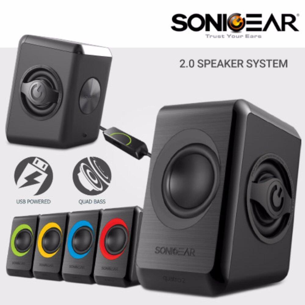 SONICGEAR QUATRO 2 USB SPEAKER Malaysia