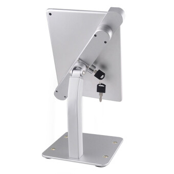 Harga Tablet pc security stand ipad air mini desktop security exhibitioncarte arranging with locking bracket