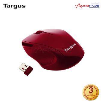 Targus W571 Wireless Optical Mouse 1600DPI - AMW57102AP (Red) - 2