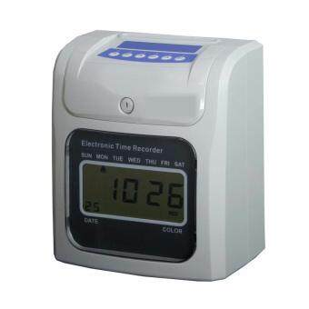 Harga TIME CLOCK RECORDER ( `10 YEARS WARRANTY ) MACHINE