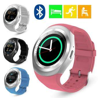 TOPWRX Y1 Round Bluetooth 3.0 Wearable Smart watch Men WomenClassical Business Smartwatch for Android - 4