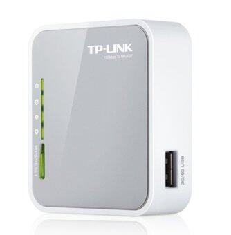 TP-LINK 3G/4G Portable Wireless N Broadband Router MR3020 WiFi - 3