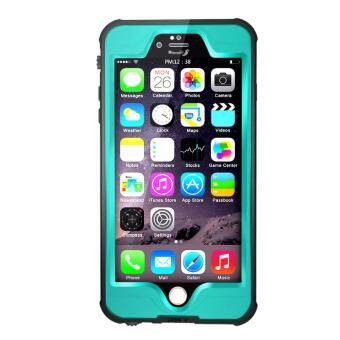 TPU Full Body Protective Case Cover Waterproof Shockproof DustProof Snow Proof for Apple iPhone 6/