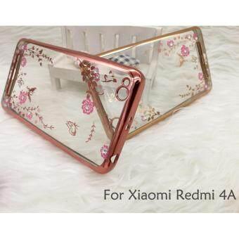 ... TPU Thin Plating Case Cover for Xiaomi Redmi 4A - 4 ...