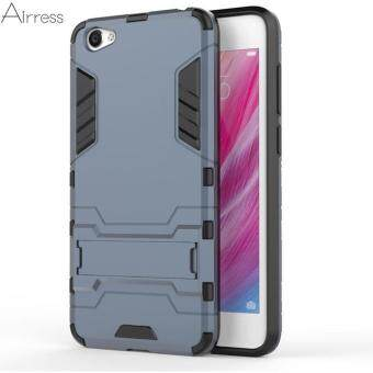 TPU/PC 2 in 1 Armor Rugged Military Grade Phone Case Cover for VivoY55 Y55s