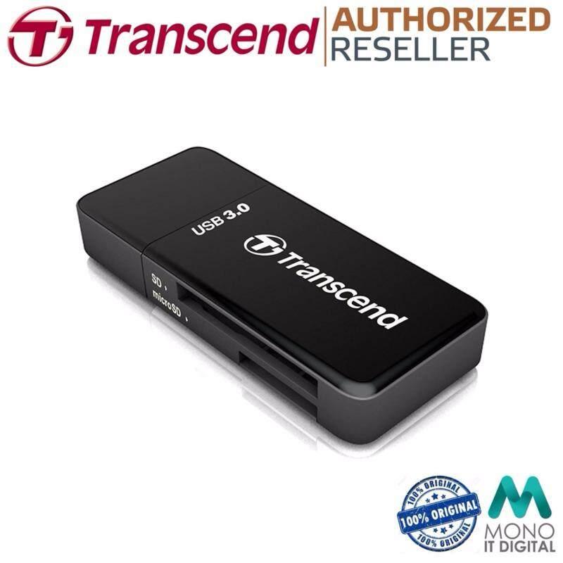 Buy Transcend All in One Multi Card Reader USB 3.0 RDF5 (Transcend Malaysia) Malaysia