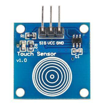 TTP223 Capacitive Touch Sensor Module for Arduino