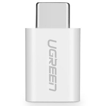 Harga UGreen USB Type C to Micro USB Port OTG - USB C to MicroUSB AndroidPhone Macbook 12