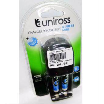 Uniross Rechargeable Battery Recharging Kit AA / AAA
