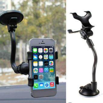 Universal 360? Car Rearview Mirror Bracket Holder Mount ForSmartPhones GPS