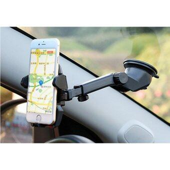 Universal 360?Rotation Automatic Locked Car Phone Holder Bracketstand Windshield Mount for GPS Mobile Phone Holder