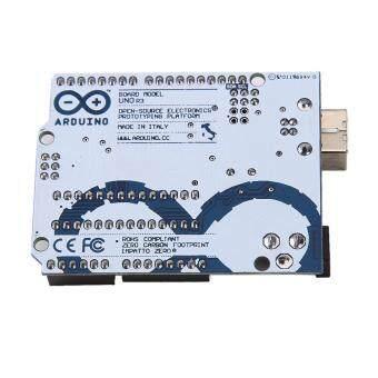 UNO R3 ATmega328P ATMEGA16U2 Board For Arduino Compatible+USB Cable - 2
