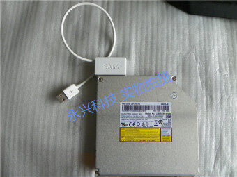 USB 2.0 optical drive is easy to drive line external SATA drive boxnotebook SATA drive to USB easy to drive line