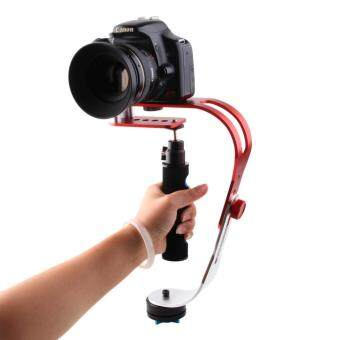 Video Handheld Stabilizer For Gopro Iphone DV Camera &Camcorder With Phone Holder - 2
