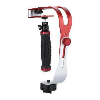 Video Handheld Stabilizer For Gopro Iphone DV Camera &Camcorder With Phone Holder - 3