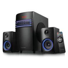 Vinnfier Xenon 8 BTR 2.1 Speaker with Bluetooth/USB/FM Radio/SD Card Slot/Line in 58W Malaysia