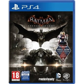 Harga WB Games Batman(TM): Arkham Knight (PS4)