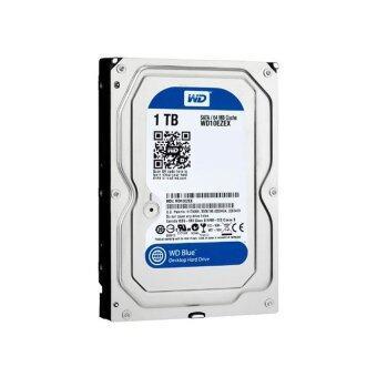 Western Digital Blue 1TB Desktop PC Sata Hard Disk Drive - 7200 RPM SATA 6Gb/s 64MB Cache 3.5 Inch - WD10EZEX