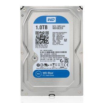 Western Digital WD Blue 1TB Desktop HDD Internal Hard Disk Drive 5400 RPM SATA 6Gb/s 64MB Cache 3.5-inch WD10EZRZ - Intl