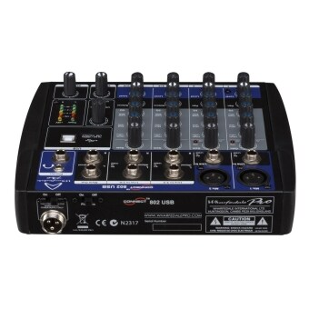 Wharfedale Pro Connect 802 USB - 2