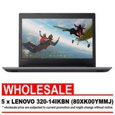 [WHOLESALE] LENOVO 320-14IKBN 80XK00YMMJ (I7-7500U/4GB/1TB/2GB GT920MX/14/DOS/1YR CARRY-IN) Malaysia