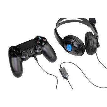 Harga Wired Headset Headphone Earphone for Sony PlayStation4 PS4