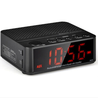 Sell Wireless Desktop Bluetooth Time Led Display Alarm