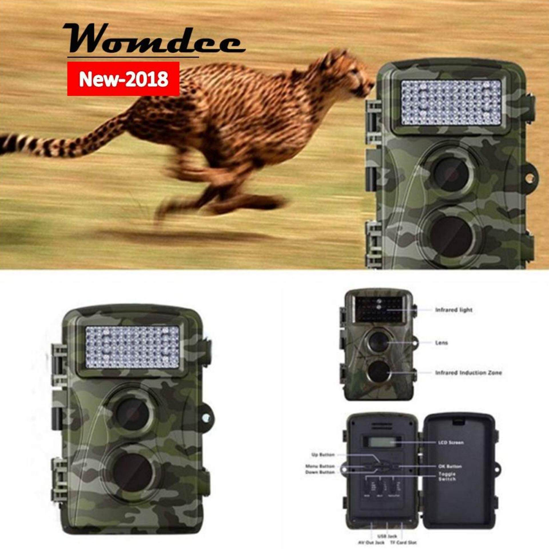 Womdee A Set Of[12] Camera For Animals – intl