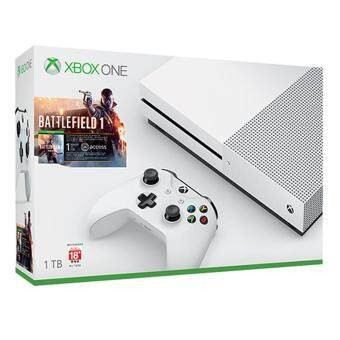 Harga Xbox One S Battlefield 1 Bundle (1TB) (ASIA)