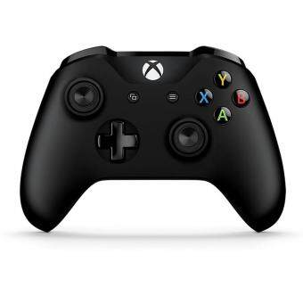 Harga XBOX ONE S WIRELESS CONTROLLER (3.5MM JACK WITH BLUETOOTH) (BLACK)