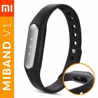 Harga Xiaomi Mi Band V1 Smart Wristband with 3 LED Display and Bluetooth4.0 Technology