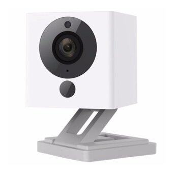 XIAOMI Mijia Mi Small Square Xiao Fang Home Camera IP Wifi CCTV ANTS FULL HD 1080p, IR Night vision, Smartphone linked