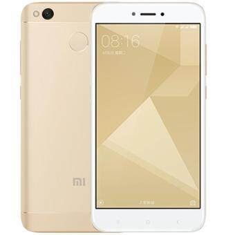 XiaoMi Redmi 4X 4GB+64GB 5.0 Inch Dual SIM Dual Standby Mobile Phone(Gold/Black) Malaysia Deals