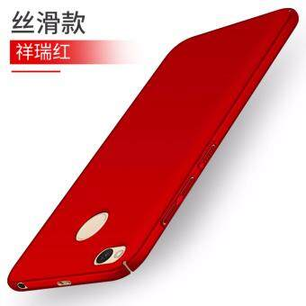 Xiaomi Redmi 4X Full Covered Matte Case (Red)