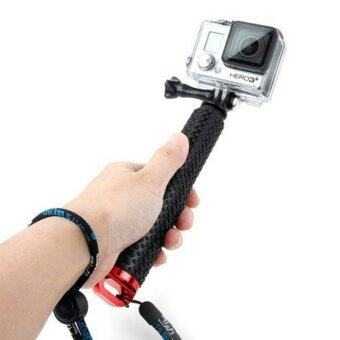 "Harga XTERMO POV Pole 19"" Monopod for GoPro Hero 4, 3+ & 3 (RED)"