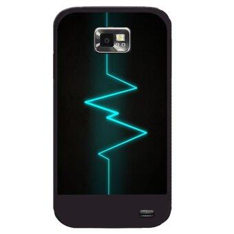 Y&M Cell Phone Case For Samsung Galaxy S2 Simple Style PatternCover ( Multicolor)