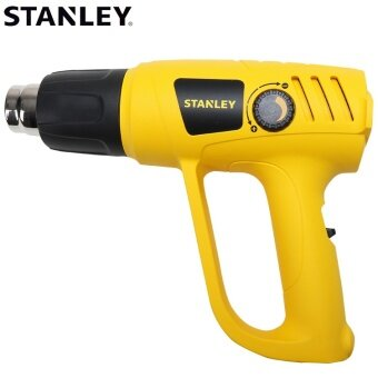 Harga 100% ORIGINAL STANLEY 220V Industrial Electric Hot Air GunThermoregulator LCD Heat Guns Shrink Wrapping Thermal Heater 2000WHEAT GUN HOT GUN HOT