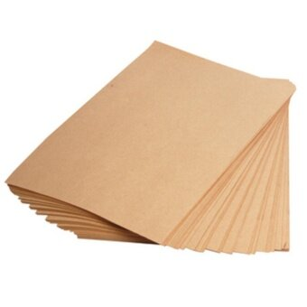 100pcs Super Thick Kraft Paper 300gsm A4 Printing and Craft