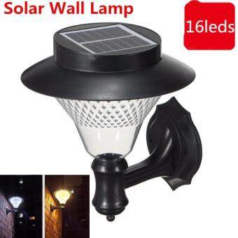 16 LED Solar lights Outdoor LED solar lamp Super Bright GardenStreet Lawn ABS Plastic solar lights