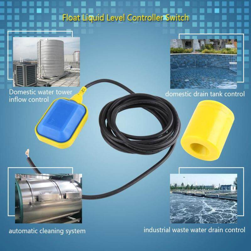 Buy 1pc Cable Type Float Switch Liquid Fluid Water Level Controller Sensor (3.7M Cable) Malaysia